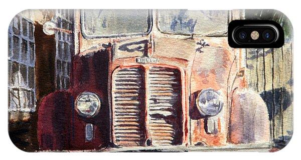 Divco Truck IPhone Case