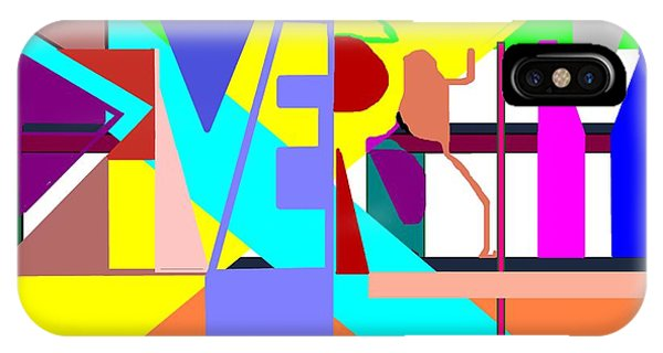 iPhone Case - Diversity Enmeshed by Pharris Art