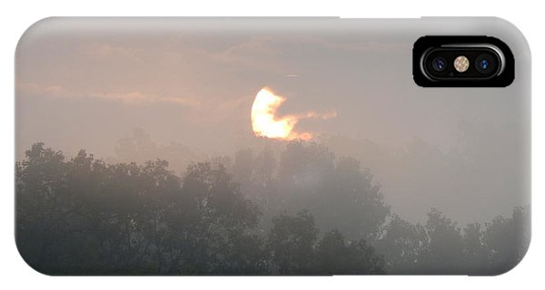 Divine Morning Blessings IPhone Case