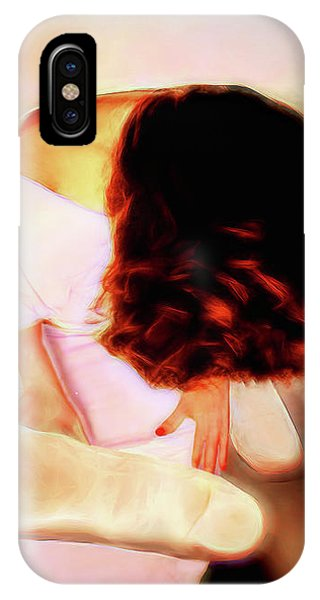 Divine Protection IPhone Case