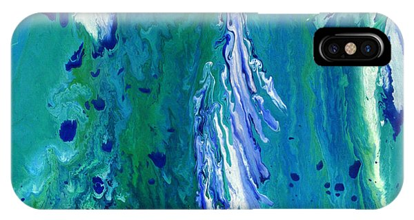Diving To The Depths IPhone Case
