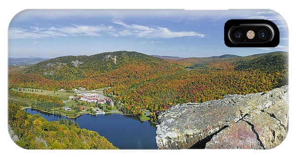 Dixville Notch State Park - Dixville Notch New Hampshire  IPhone Case