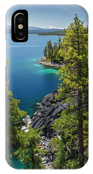 Dl Bliss Lookout By Brad Scott IPhone Case