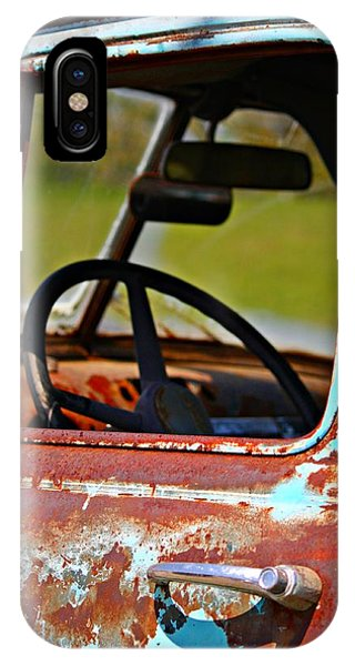 Do You Need A Ride- Fine Art IPhone Case