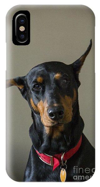 Dobie IPhone Case
