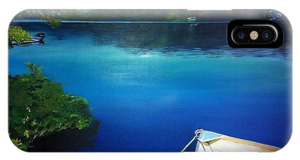 Dock View IPhone Case