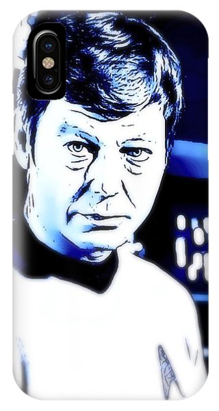 Doctor Leonard Mccoy Star Trek IPhone Case