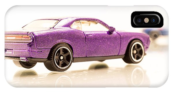 Dodge Challenger IPhone Case