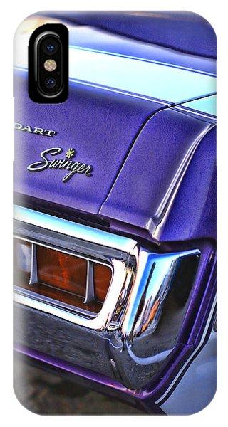 Dodge Dart Swinger IPhone Case