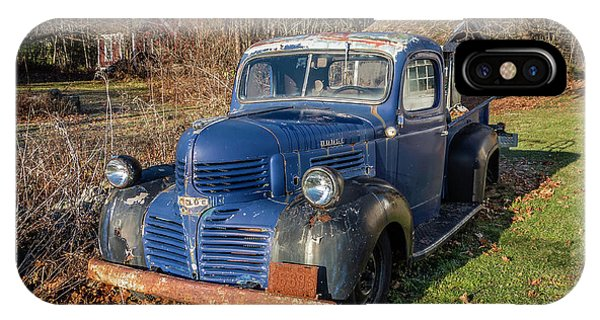 Dodge Pickup IPhone Case