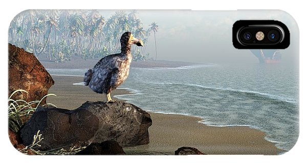 Dodo Afternoon IPhone Case