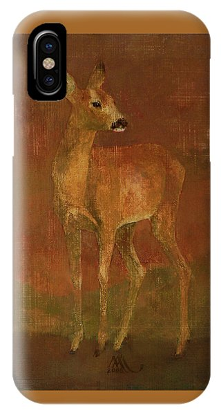 Doe IPhone Case