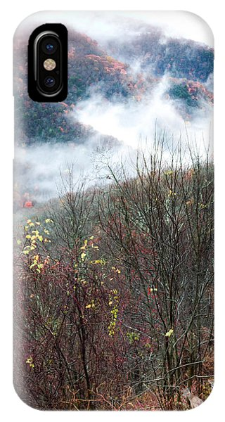 White Tailed Deer iPhone Case - Doe On Autumn Ridge by Karen Wiles