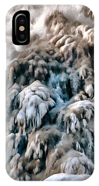 IPhone Case featuring the photograph Dog Falls by Jim Proctor
