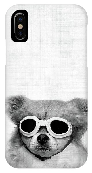 Prairie Dog iPhone Case - Goggles  by Delphimages Photo Creations