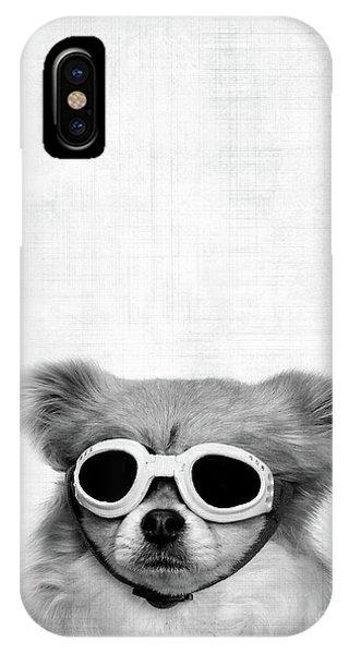 Goggles  IPhone Case