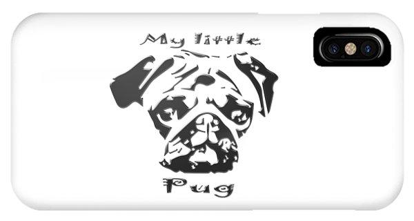 Dog Pug IPhone Case