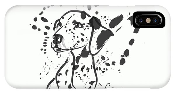 Dog Spot IPhone Case