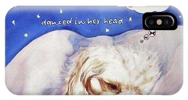 Doggie Dreams IPhone Case