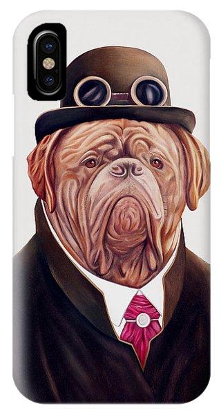 Animal iPhone Case - Dogue De Bordeaux by Animal Crew