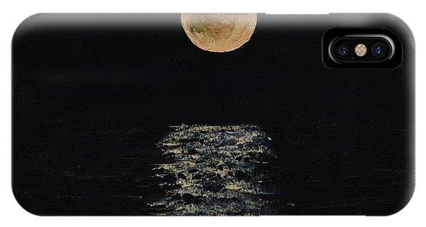 Doha Moonrise IPhone Case