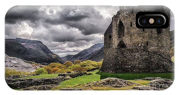 Dolbadarn Castle  IPhone Case