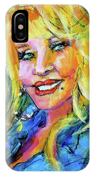 Dolly IPhone Case