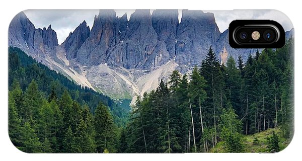 Dolomite Drama IPhone Case