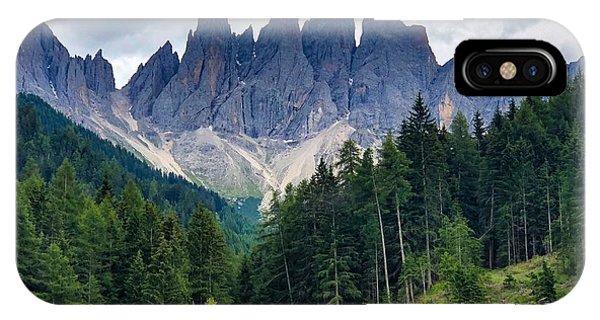 Dolomite Drama IPhone Case