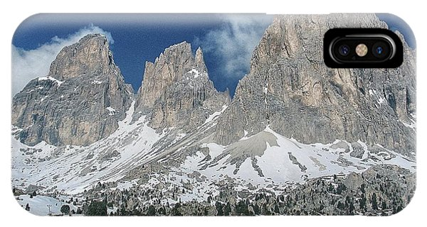Dolomites 1 IPhone Case