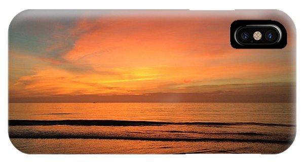Dolphin Cesar IPhone Case