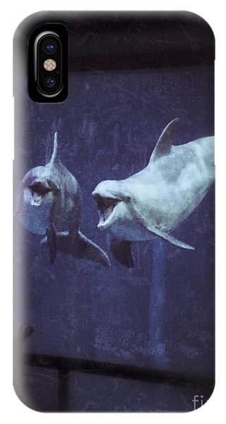 Dolphinspiration IPhone Case