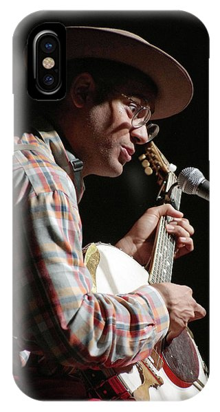 Dom Flemons IPhone Case