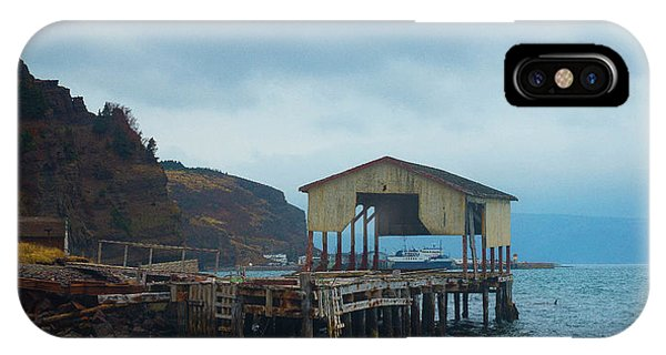 Dominion Pier IPhone Case