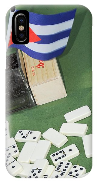 Dominoes  IPhone Case