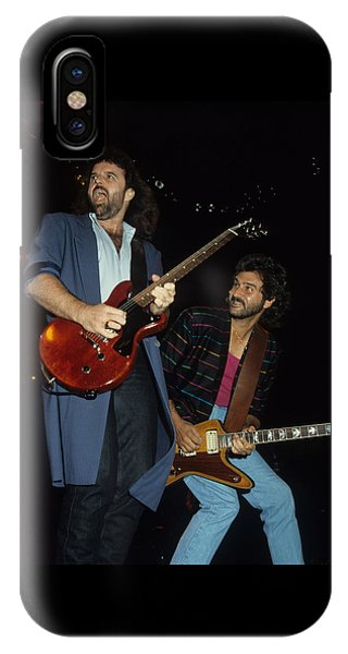 Don Barnes And Jeff Carlisi Of 38 Special IPhone Case
