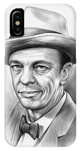 1960s iPhone Case - Don Knotts by Greg Joens