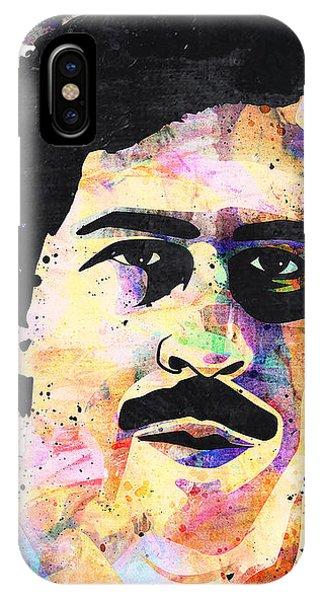 Pop-culture iPhone Case - Don Pablo by Canvas Cultures