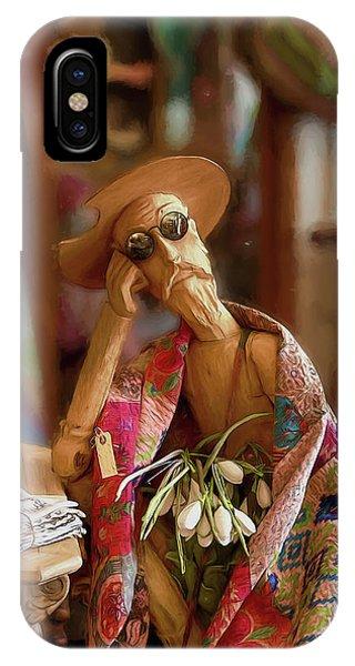Don Quixote De La Mancha IPhone Case