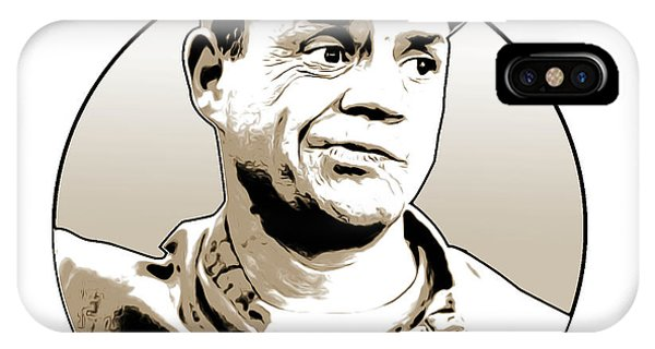 Tribute iPhone Case - Don Rickles by Greg Joens