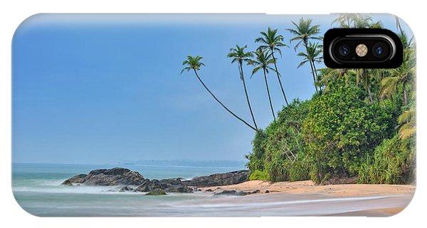 Tropes iPhone Case - Dondra - Sri Lanka by Joana Kruse