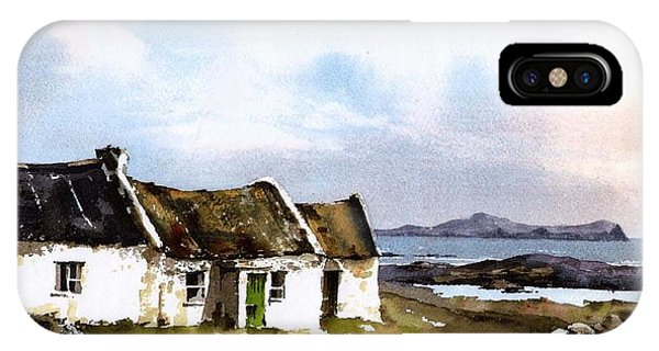 Donegal... Towards Owey Island IPhone Case