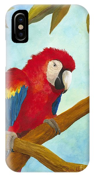 Dont Ruffle My Feathers IPhone Case