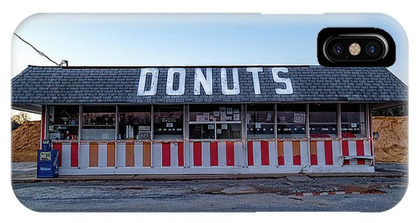 Donut Shop No Longer 3, Niceville, Florida IPhone Case