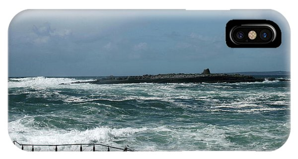 Doolin Waves IPhone Case