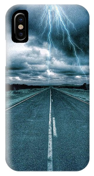 Doomsday Road IPhone Case