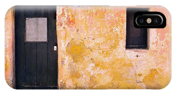 Door And Window 86 IPhone Case