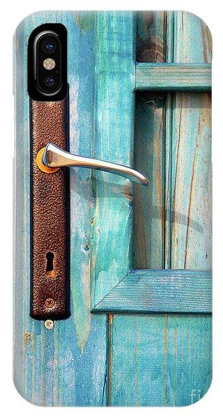 Door Handle IPhone Case