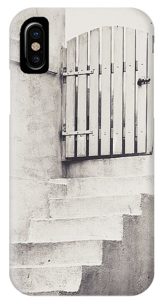 Door To Nowhere. IPhone Case