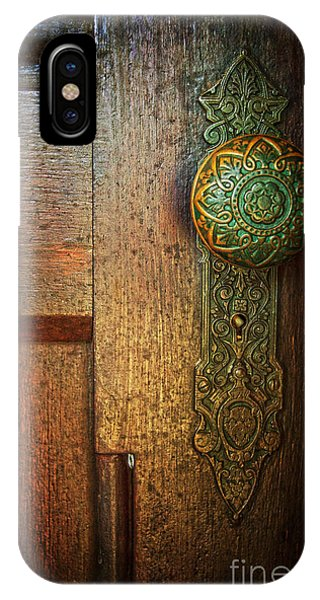 Doorknob IPhone Case